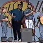 Nickel Creek in Acoustic Kids - Walnut Valley Festival - 1995