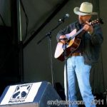 Andy May - MerleFest, 2011