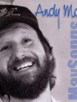 Andy May-MaySongs CD Cover
