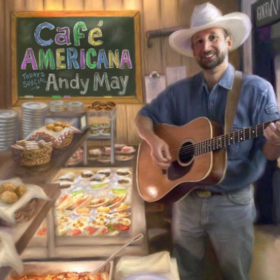 Cafe' Americana CD Cover