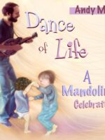 Andy May - Dance of Life - Cover art by Karen Cannon