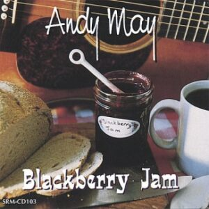 Blackberry Jam - Andy May - cover art