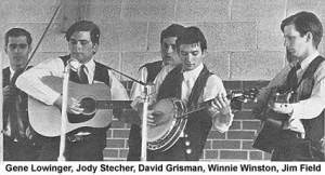 New York Ramblers - from the 1966 Union Grove Fiddler'sConvention Program