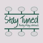 Stay Tuned - Andy May eNews - Logo