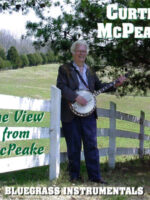 Curtis McPeake - The View From McPeake- CD cover