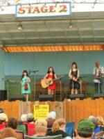 2014 Walnut Valley Festival Acoustic Kids – Friday