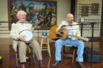 Curtis McPeake and Andy May - Instrument Demonstration - Country Music Hall of Fame Rotunda - 2015