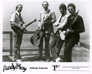 Andy May & Atlantic Express