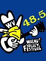 Walnut Valley Festival 48.5 logo
