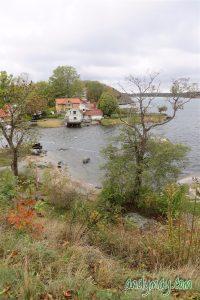 Lovely inlet-Vaxholm