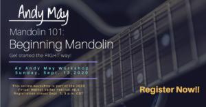 Mandolin 101 Poster