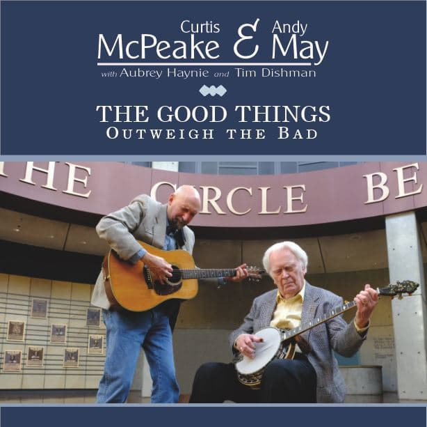 "McPeake & May ""The Good Things"" album cover"
