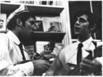 Andy May & Kenny Kosek- NY Folklore Center - 1967- Photo by Jack Prelutsky